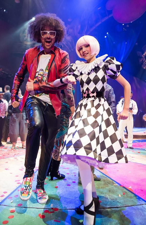 Redfoo and Grace VanderWaal star in the fifth annual One Night for One Drop in Las Vegas