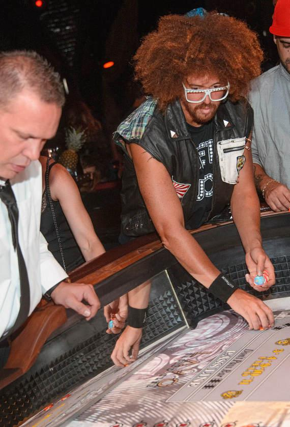 Redfoo at LAVO Casino Club