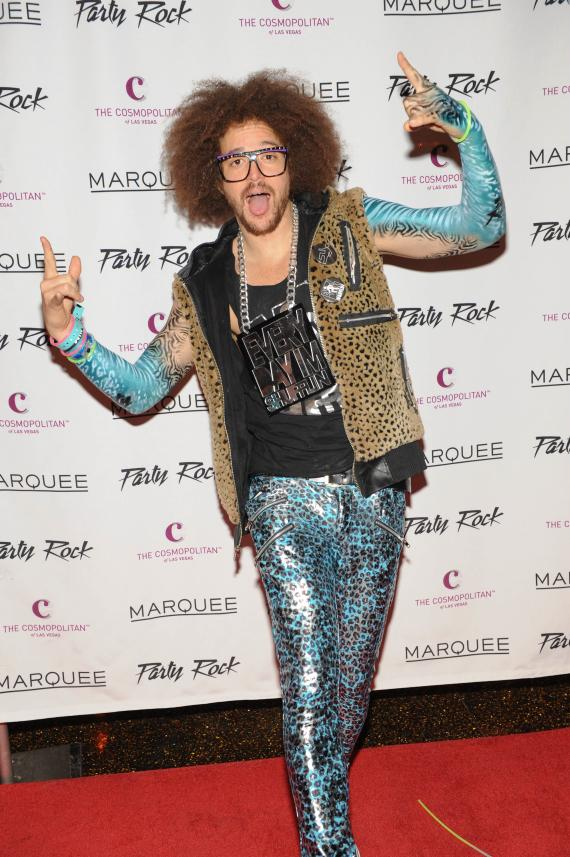 Redfoo at Marquee