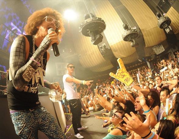 Party Rock Mondays at Marquee with Redfoo of LMFAO