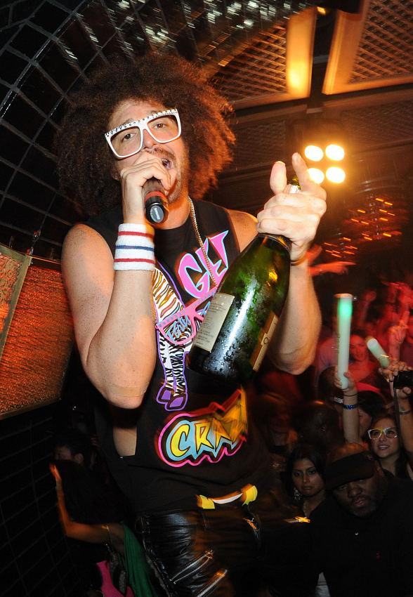 Redfoo Kicks Off Labor Day Weekend with Party Rock Celebration at LAVO