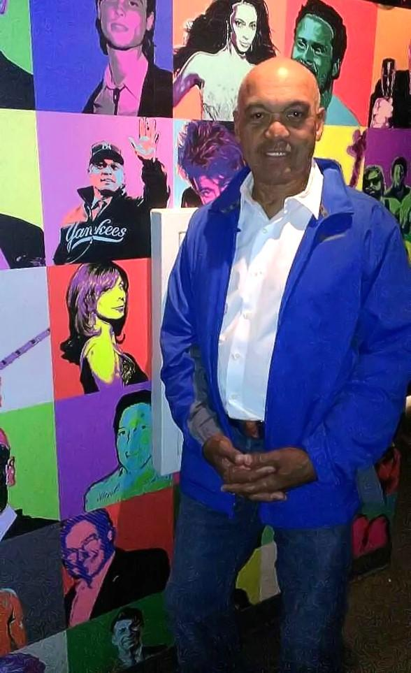 Baseball Legend Reggie Jackson Swings by Rockhouse at The Venetian