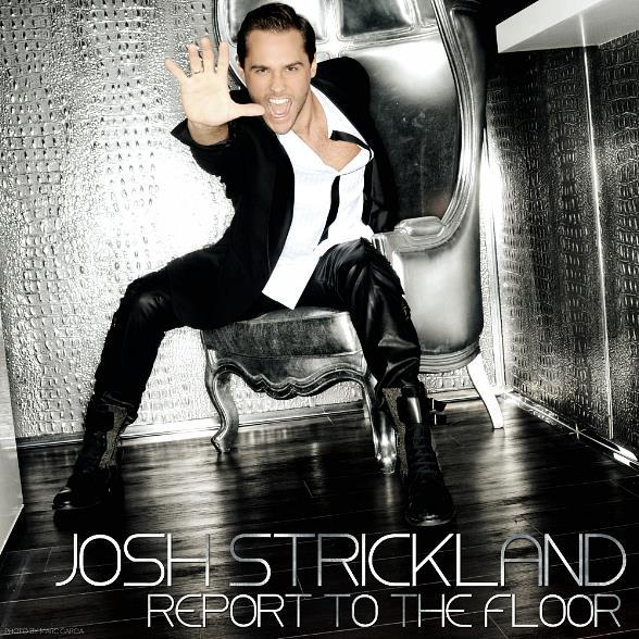 Josh Strickland Releases First Solo Single on iTunes
