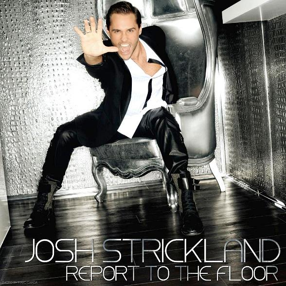Josh Strickland Premiers Video for Solo Single - Song Reaches #3 on iTunes Chart