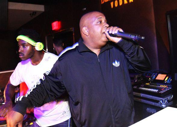 Rev Run and Ruckus at PURE Nightclub