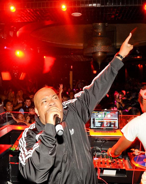 Rev Run at LAVO