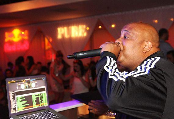 Rev Run at PURE Nightclub