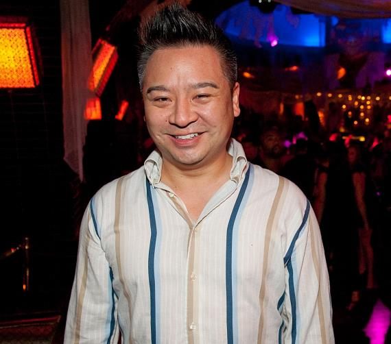 Rex Lee at LAVO