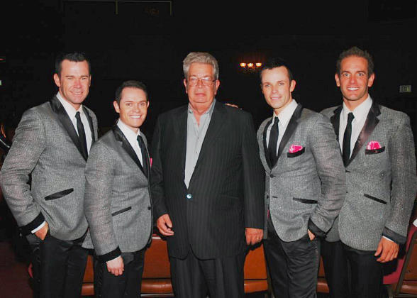 "Pawn Stars' Richard ""The Old Man"" Harrison Attends Human Nature"