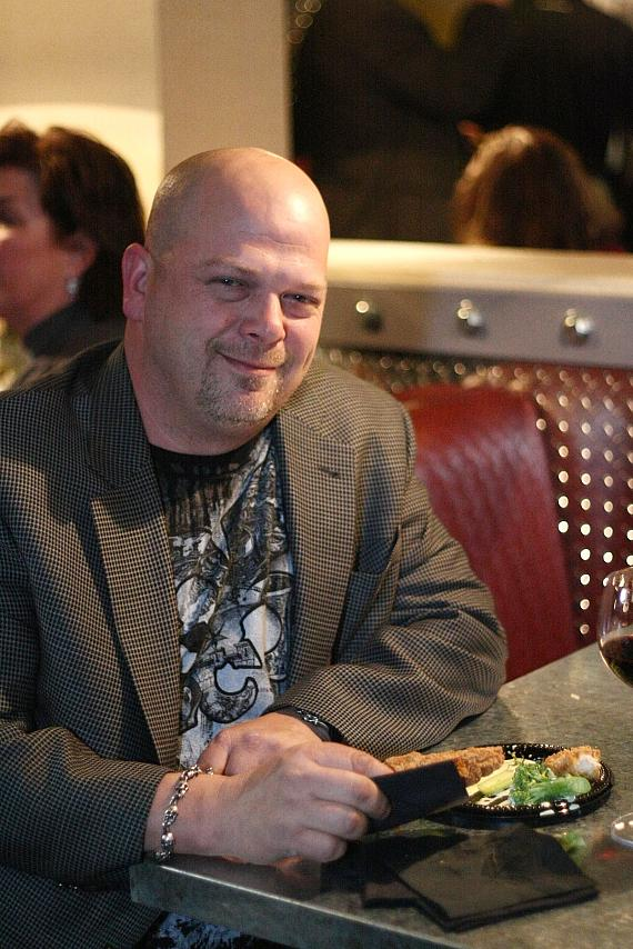 Rick Harrison of Pawn Stars
