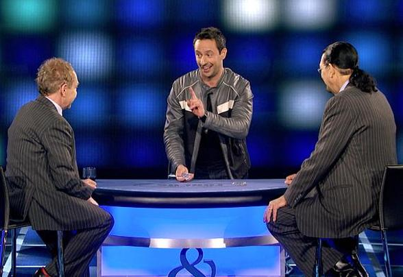 Vegas Lawyer Rick Lax FOOLS Penn & Teller on CW's
