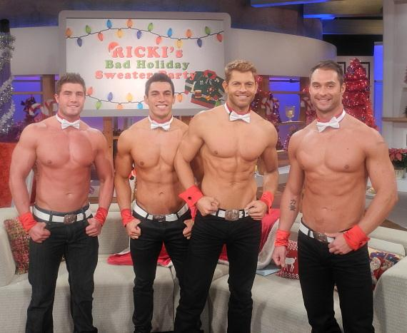 Jon Howes, Jaymes Vaughan, James Davis and Gavin McHale