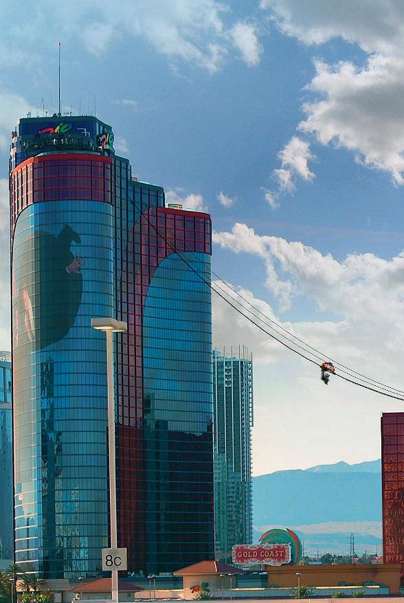 Rio All-Suite Hotel & Casino Announces Plans for All-New Thrill Ride