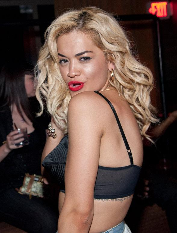 Rita Ora Performs for Stereo Saturdays at LAVO