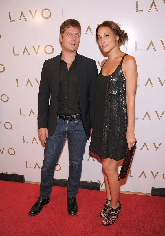 Rob and Marisol Thomas at LAVO