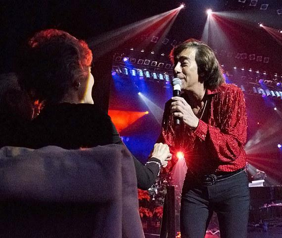 Rob Garret, The king of Neil Diamond impersonators
