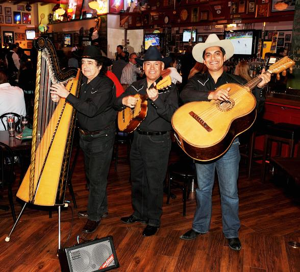 Rock N' Roll Mariachis at Hussong's Cantina