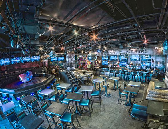 Ring In 2015 with VIP Tables and Open Bars at Rockhouse