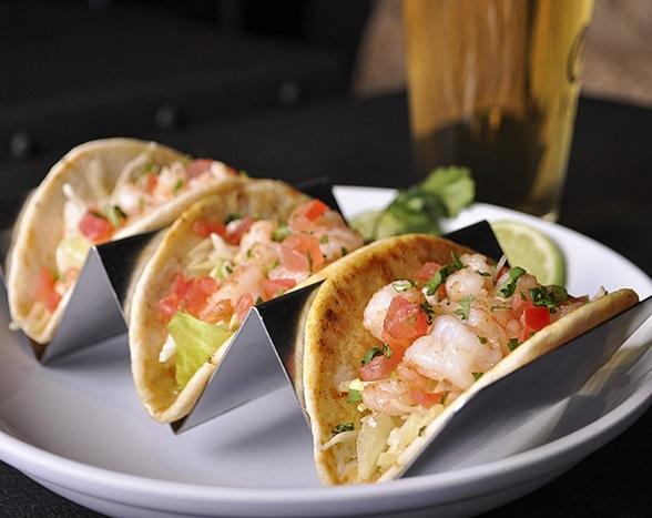 Rockhouse Shrimp Tacos