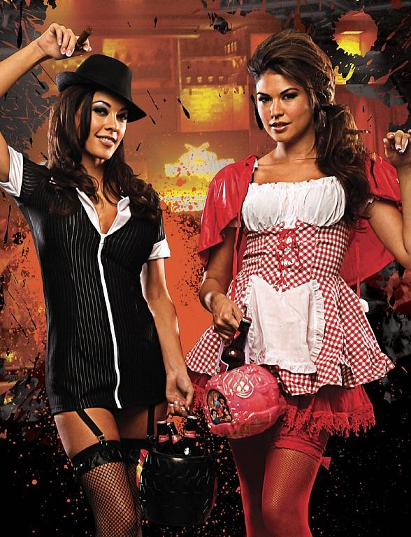 Rockhouse to Get Trick-or-Trashed with Halloween Specials