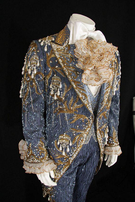 Liberace's Rococo suit