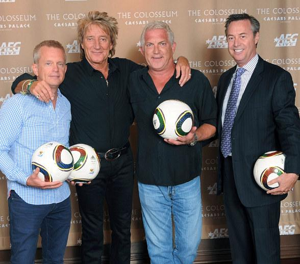 "Rod Stewart to Kick-Off Another Two-Year Run of ""Rod Stewart: The Hits"""