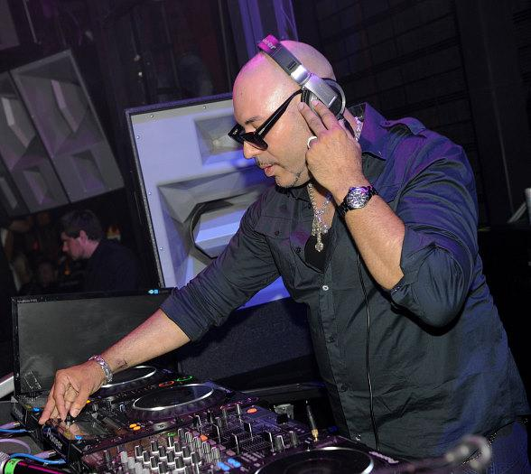 Roger Sanchez at Marquee