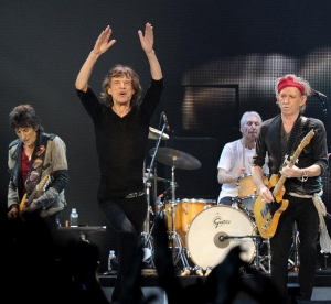 The Rolling Stones Live in Las Vegas at T-Mobile Arena October 19