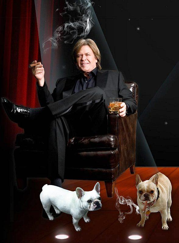 'Ron White's Comedy Salute To The Troops' Returns to The Mirage to Support The Red, White and Blue on March 4
