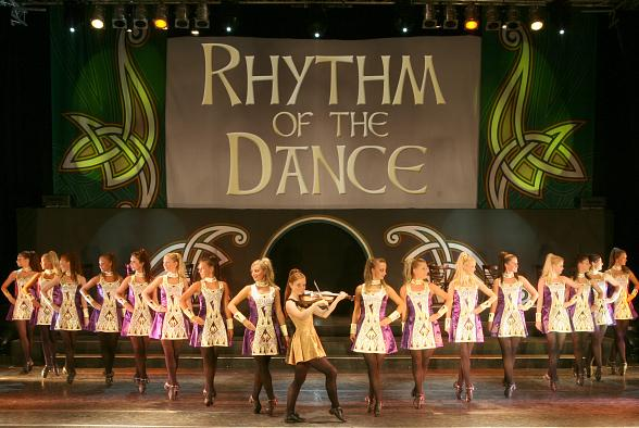Rhythm of the Dance, an Irish Dance Spectacular, at The Orleans  Showroom St. Patrick's Day Weekend March 14-16