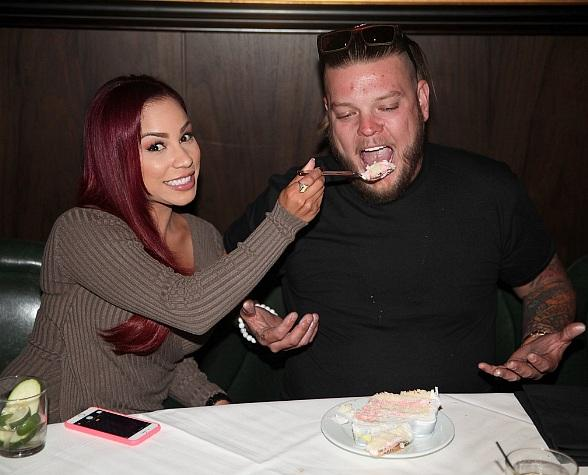 "Corey Harrison of ""Pawn Stars"" Celebrates Birthday at the D Las Vegas"