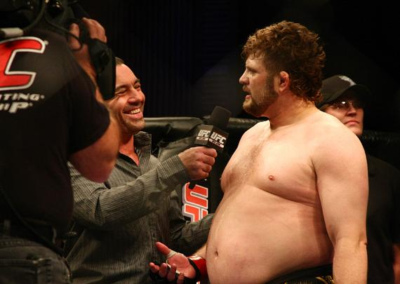 Roy Nelson Interview