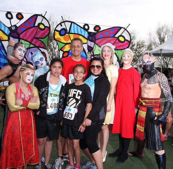 "11th Annual ""Run Away with Cirque du Soleil"" at Springs Preserve"