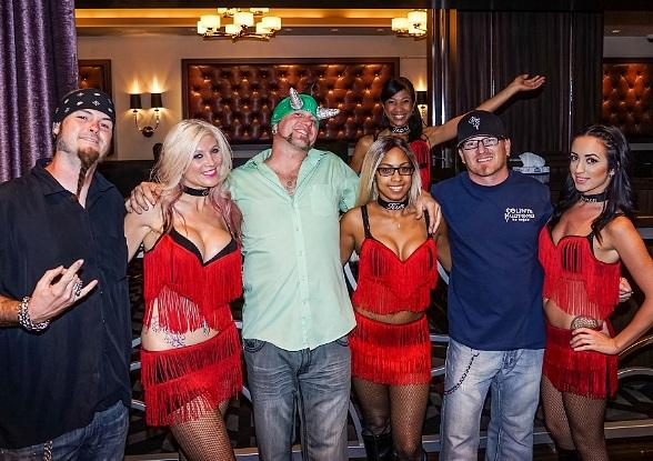 "Stars of History Channel's ""Counting Cars"" Celebrate Premiere at the D Las Vegas"