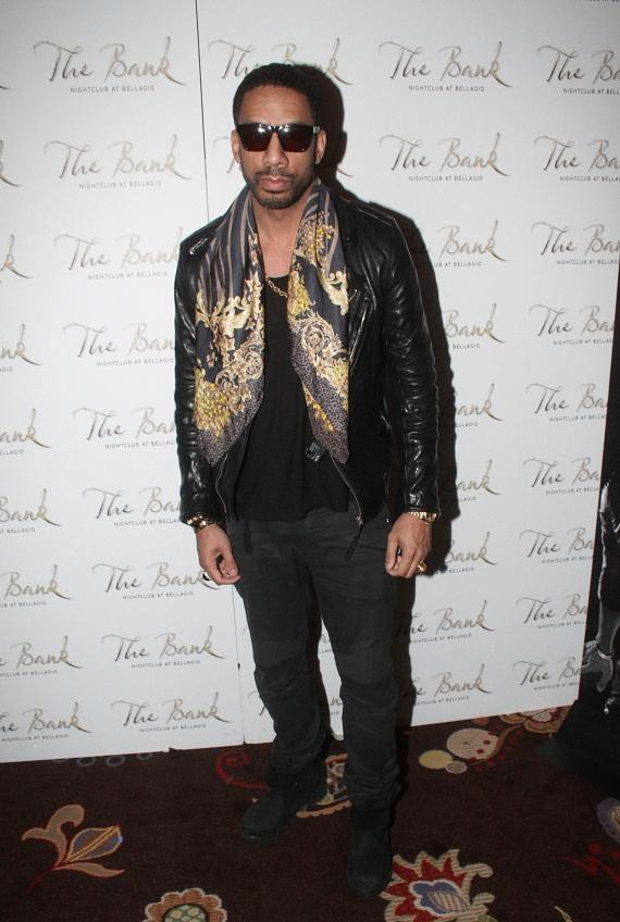Ryan Leslie at The Bank Nightclub
