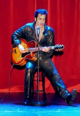 The Spirit of Elvis is alive and well thanks to Las Vegas' top Elvis impersonator, Steve Connolly