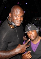 SHAQ Performs as DJ Diesel at Chateau Nightclub & Rooftop at Paris Las Vegas