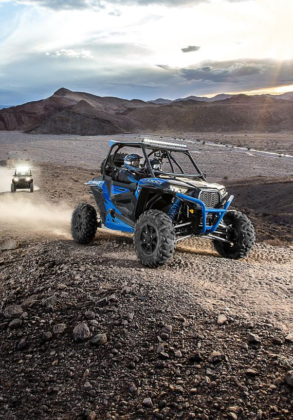 Buckle Up for Extreme Off-Road Excursions with Zero1 Desert Adventures Powered by RZR