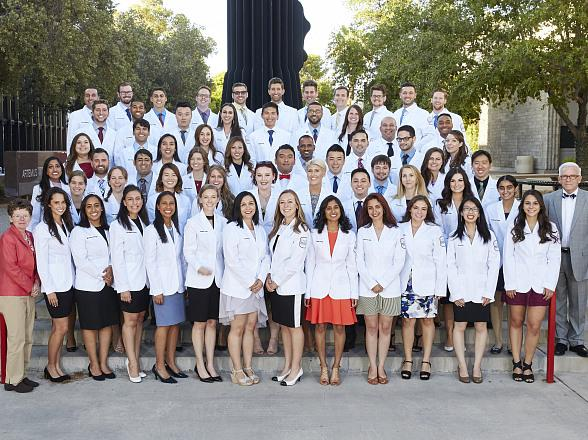UNLV School of Medicine Honors Class of 2021 with White Coat Ceremony