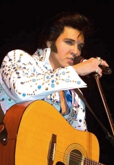Westgate Las Vegas Resort & Casino Presents a Tribute to The King of Rock 'n Roll, Elvis Presley