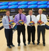South Point Hotel and Casino Strikes Down the First Pins in the South Point Bowling Plaza, its New $35 Million USBC Tournament Bowling Facility