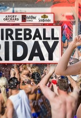 Party with the Sapphire Gems at Sapphire Pool & Dayclub on Fireball Friday, June 5