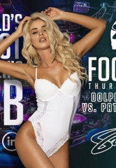 Sapphire to host Miami Dolphins vs. New England Patriots Football on Thursday, Oct. 29 with $1 Halftime Dances