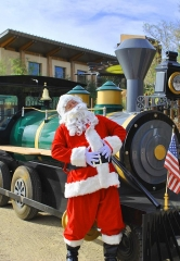 All Aboard the Springs Preserve Holiday Express December 10–11, 17–23