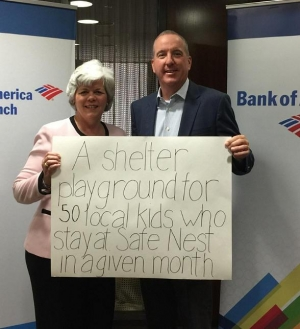 Las Vegas Bank of America Announces $120,000 in Funding for Affordable Housing & Community Revitalization