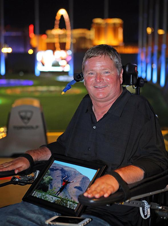 Sam Schmidt at