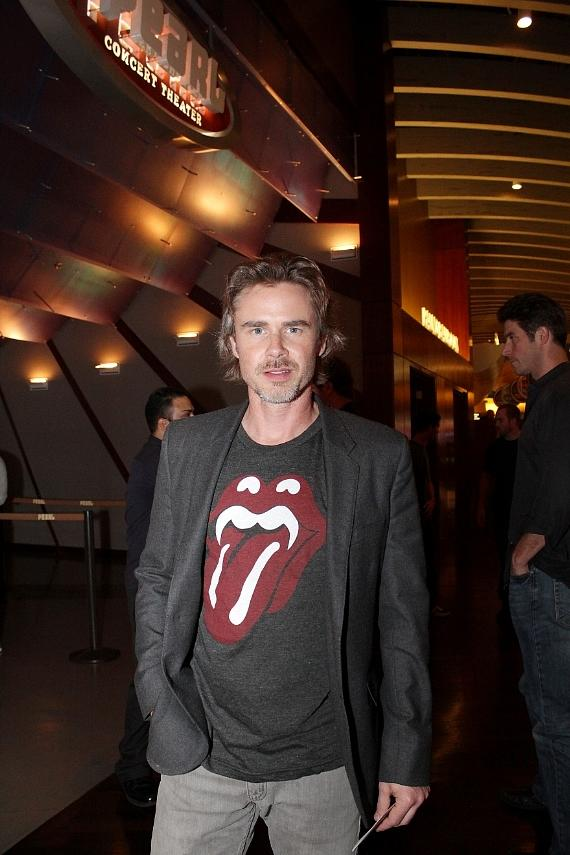 Sam Trammell at The Pearl at The Palms Casino Resort