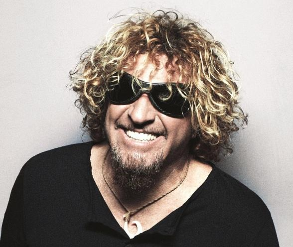 Sammy Hagar's All-American Beach Party Kicks Off Soundwaves Poolside Concert Series at Hard Rock Hotel & Casino July 2