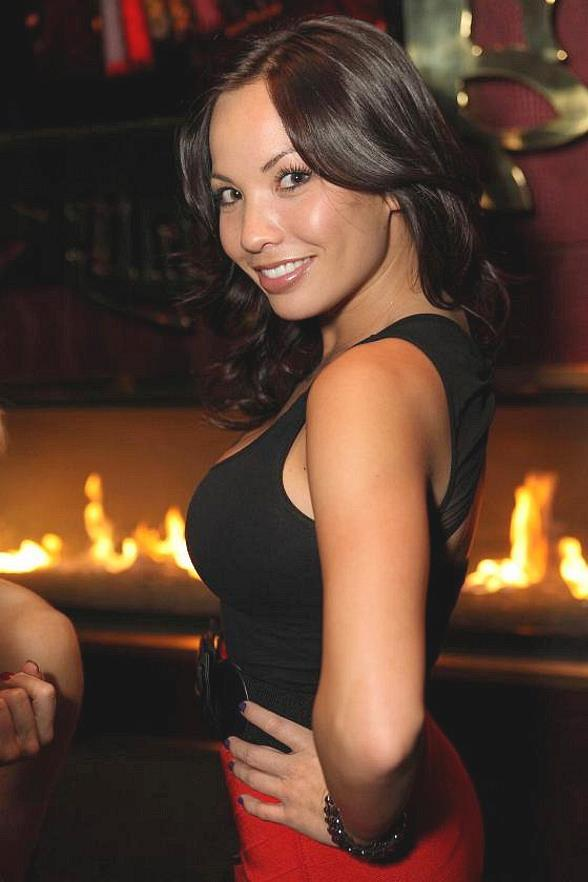 Sara Hennessey Named Miss Playboy Club November 2010