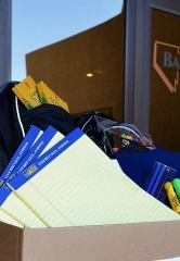 Bank of Nevada Collecting Back-to-School Supplies for Southern Nevada At-Risk Students